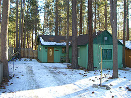 Lake tahoe vacation home rental pictures tallac for Lake whitney cabins with hot tubs