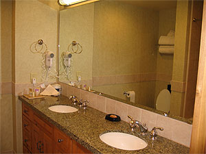 Grand Summit 341 Bathroom Double Vanity